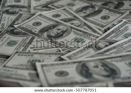 Billie dollar. money background