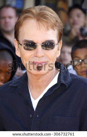 Billy Bob Thornton at the Los Angeles premiere of 'Puss In Boots' held at the Regency Village Theater in Westwood, USA on October 23, 2011. - stock photo