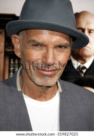 "Billy Bob Thornton at the Los Angeles premiere of ""The Judge""  held at the AMPAS in Los Angeles, USA on October 1, 2014.   - stock photo"