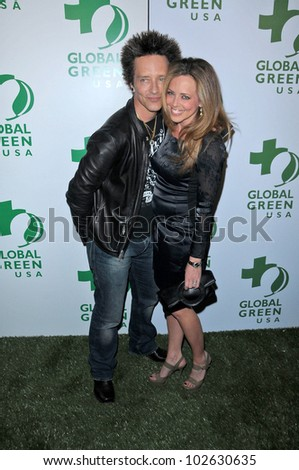 Billy Morrison at the 7th Annual Global Green USA's Pre-Oscar Party, Avalon, Hollywood, CA. 03-03-10