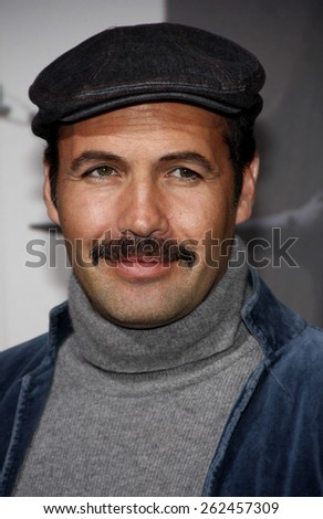Billy Zane at the Los Angeles premiere of 'Red Riding Hood' held at the Grauman's Chinese Theatre in Hollywood, USA. March 7, 2011.