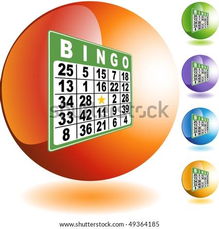 Bingo - stock photo