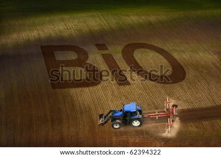 bio - stock photo