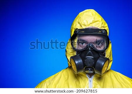 Biohazard - stock photo