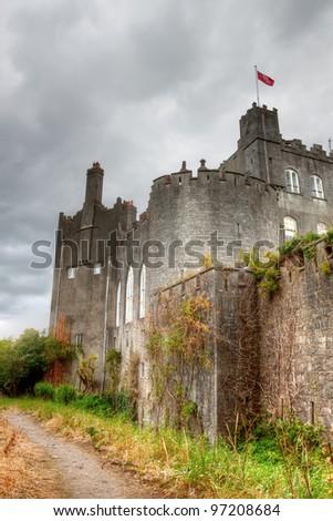 Birr Castle in Co.Offaly - Ireland. - stock photo