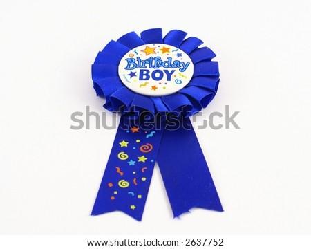 birth day boy - stock photo