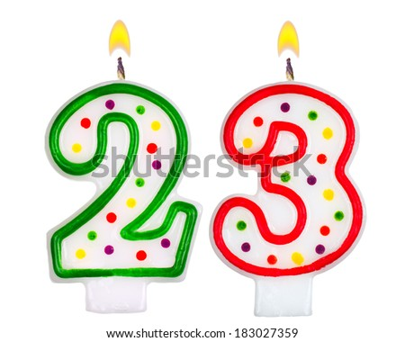 23th birthday Stock Photos, 23th birthday Stock ...