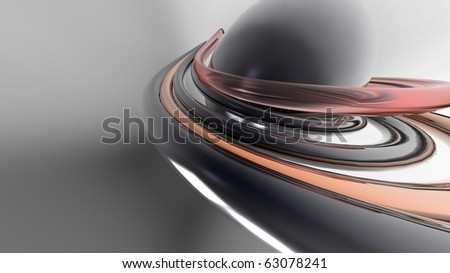 Black abstraction background
