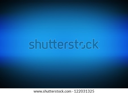Black and blue abstract background - stock photo