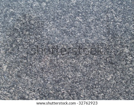 Black and gray marbled grunge texture. - stock photo