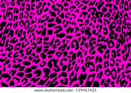black and white background of  leopard  skin pattern