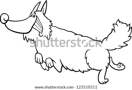 Mongrel Dog Stock Images Royalty Free Images Vectors Shutterstock