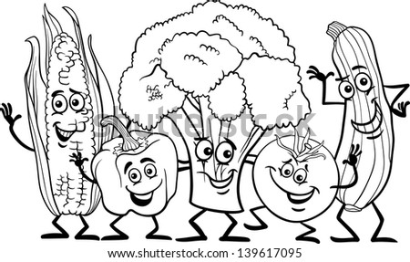 happy meal coloring pages | Coloring Book Pages Food Stock Photos, Images, & Pictures ...