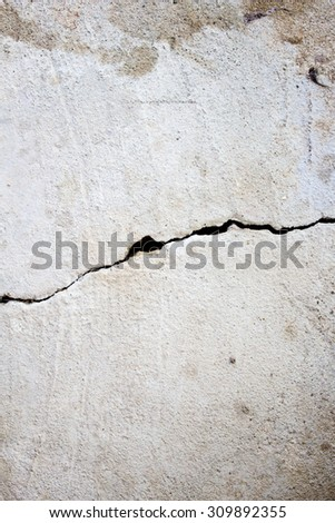 black and white cracked floor texture