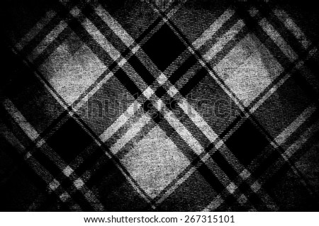 black and white grunge background with vignette