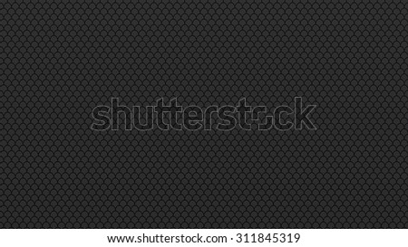Black and white pattern background.