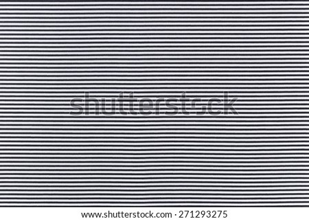black and white striped fabric texture background