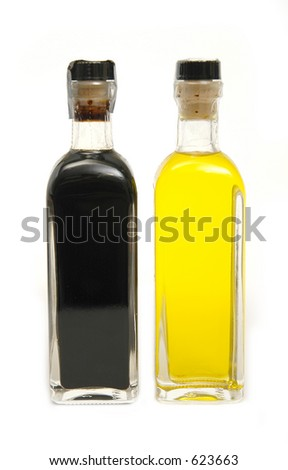 black and yellow bottles