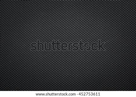Black background - Carbon fiber texture