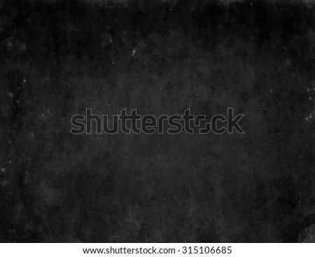 Black background. Grunge background. Grungy black texture background for multiple use - stock photo
