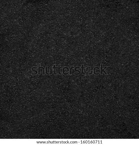 Black background of the earth - stock photo