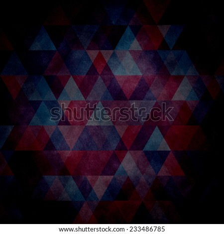 black background or luxury gray background - stock photo