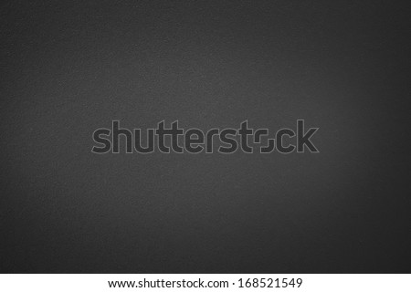 Black background or texture with spotlight - stock photo