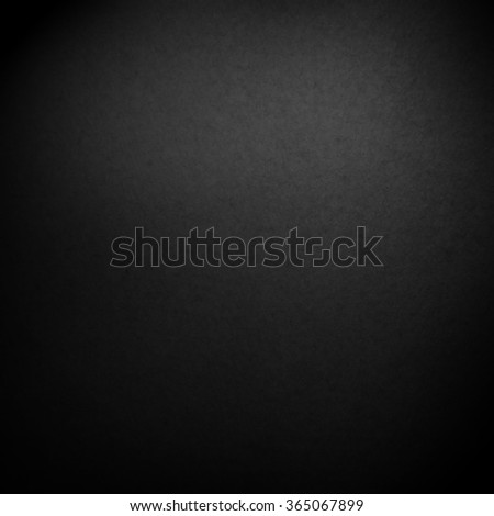 black background suede paper texture background - stock photo