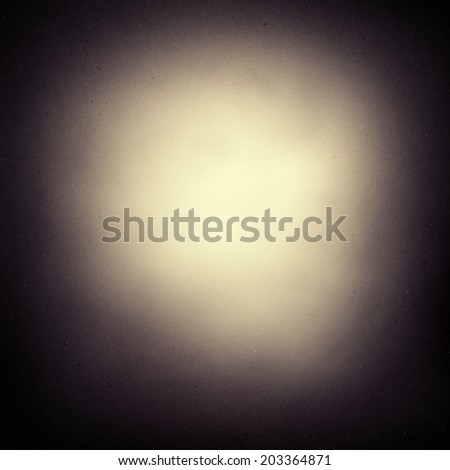 black background with gray spotlight corner and distressed texture, dark elegant chalkboard background  - stock photo