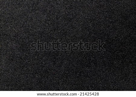 black background with heavy texture.