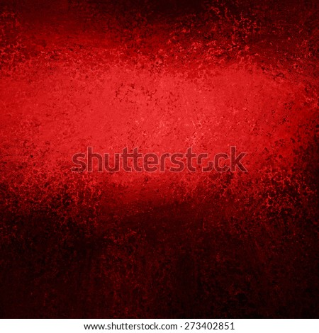 Black background with red stripe. Christmas background. Bright luxury shiny red color splash with texture layout for web design. Blank copyspace for typography text or title. - stock photo