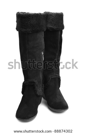 black boots women s winter boots pink ugg female australian