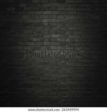 Black Brick Wall black brick wall background stock photo 263449994 - shutterstock