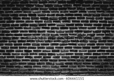 Black Brick Wall black brick wall background stock photo 426702319 - shutterstock