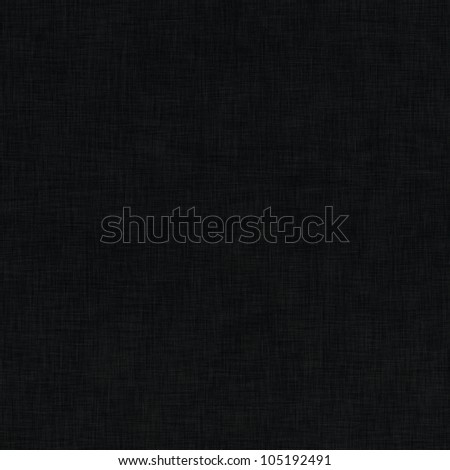 black canvas with delicate grid to use as background or texture - stock photo