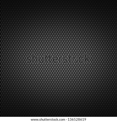 Black carbon fiber texture high resolution and quality - stock photo