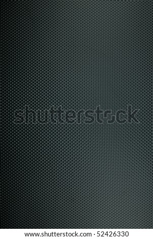 black carbon texture - stock photo