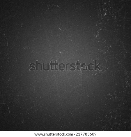 black cement wall - stock photo