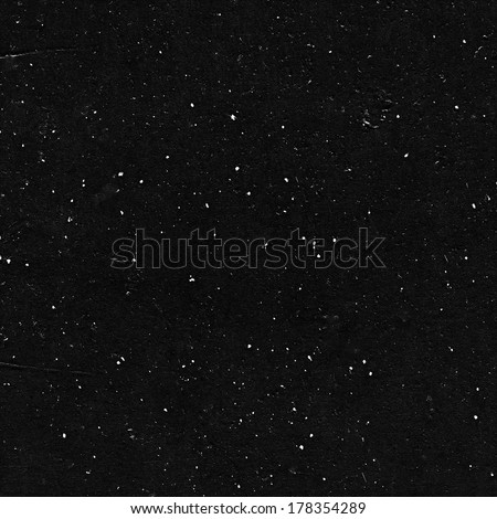 black concrete background or texture - stock photo