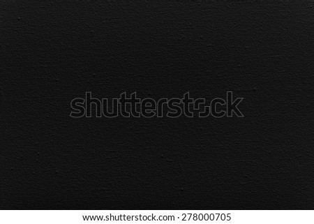 black cotton Fabric rough Texture