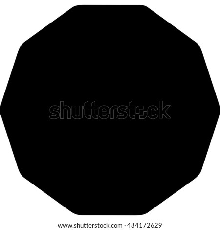 Decagon Design Stock Photos, Royalty-Free Images & Vectors ...