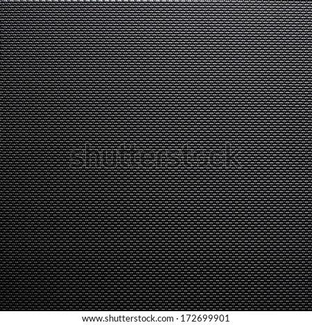 Black dot background - stock photo