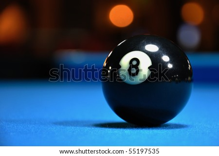Black Eight Ball