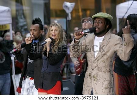 Black Eyed Peas - stock photo