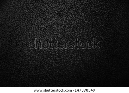 black fabric background - stock photo