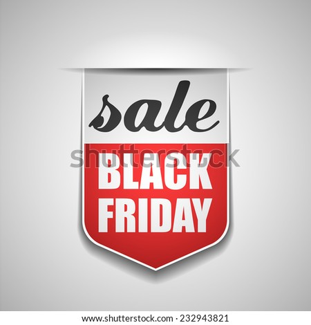 Black Friday Sale - stock photo