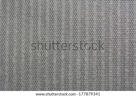black/grey rubber pattern background or as wallpaper - stock photo