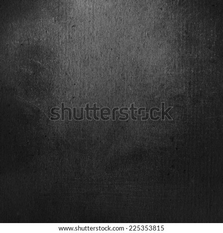 Black Grunge Background - stock photo