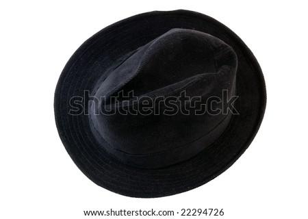 Black hat - stock photo