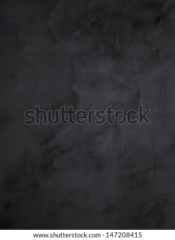 Black Marble.                          - stock photo